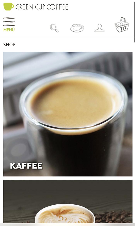 GREEN CUP COFFEE 1