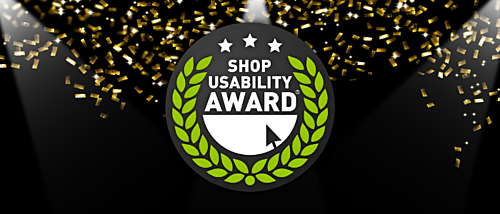 Startschuss für den Shop Usability Award 2020