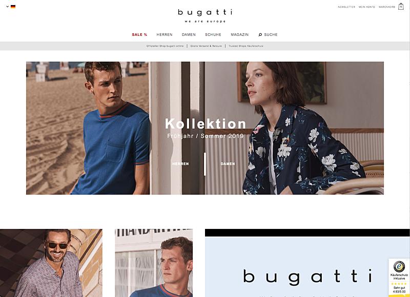 bugatti GmbH 1