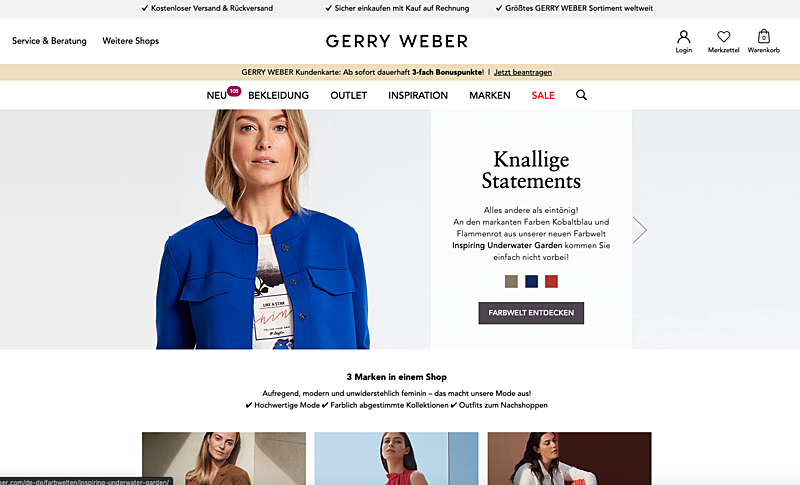 Gerry Weber 1