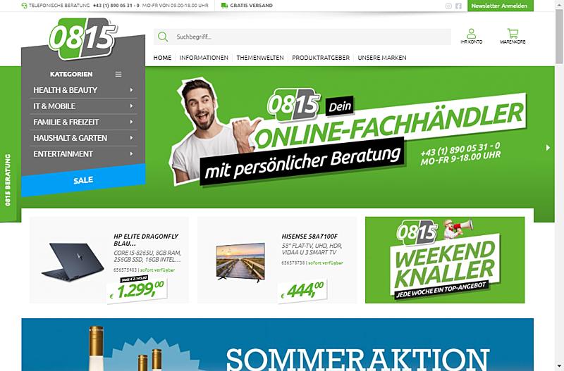 0815 Online Handel GmbH 4