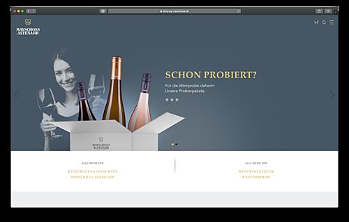Onlineshop   Winzergenossenschaft Mayschoß - Altenahr
