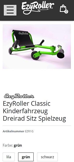 EzyRoller 3