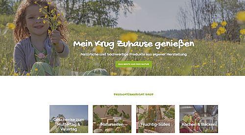 Webshop Mein Krug