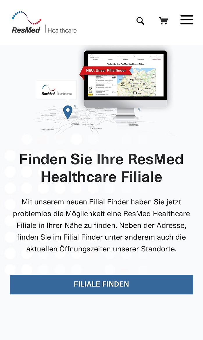 ResMed Healthcare 1