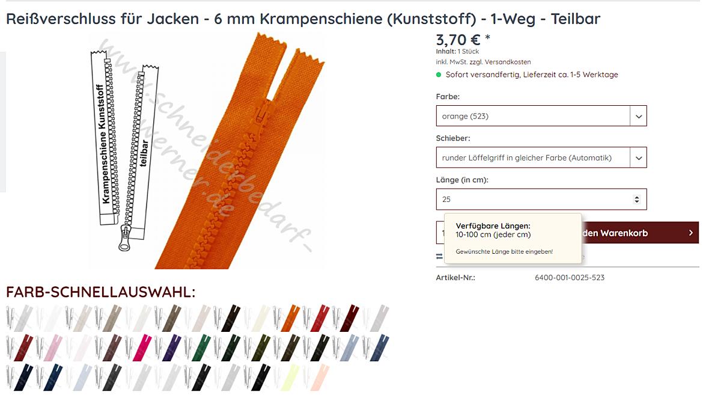 Schneidereibedarf Werner GmbH 3