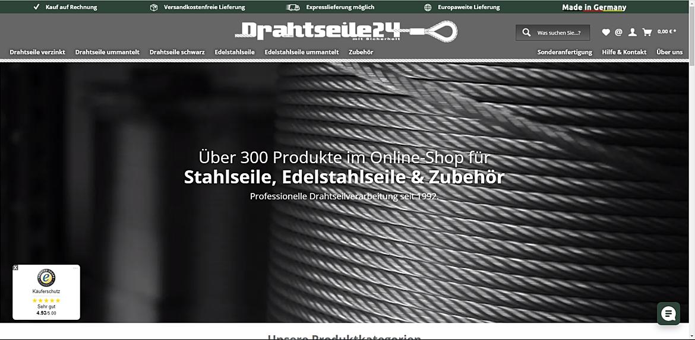 Drahtseile24 GmbH 4