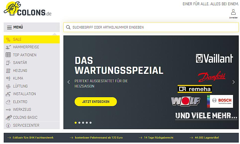 Colons GmbH & Co.KG 1