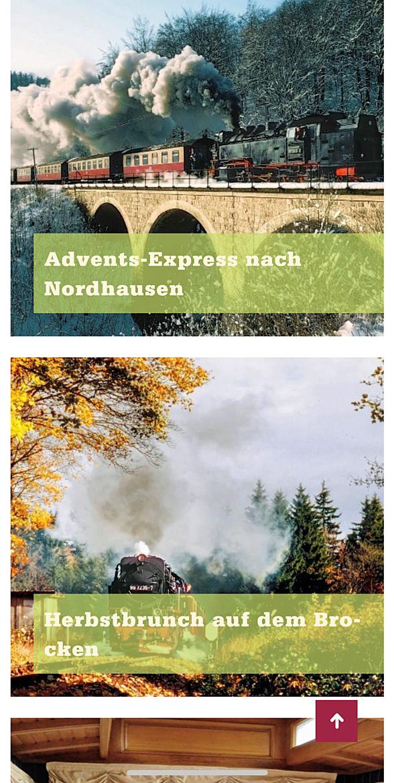 Harzer Schmalspurbahnen 2