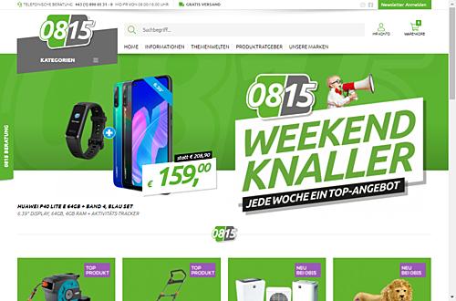 0815 Online Handel GmbH