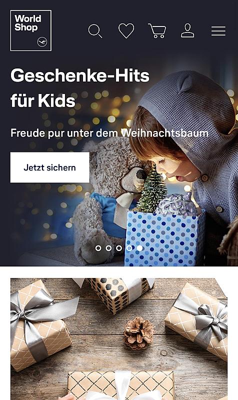 Lufthansa WorldShop 1