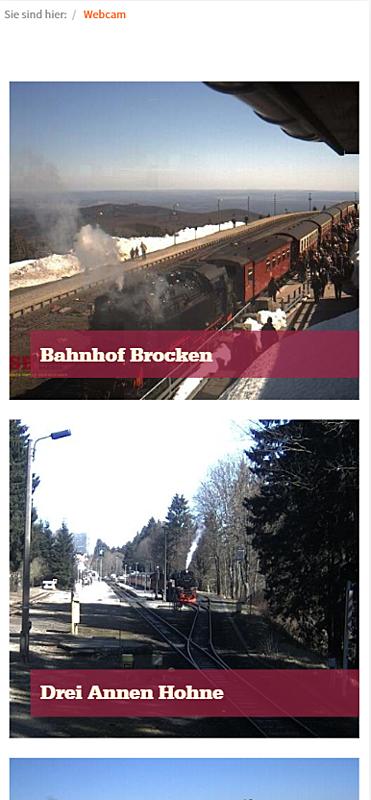 Harzer Schmalspurbahnen 4