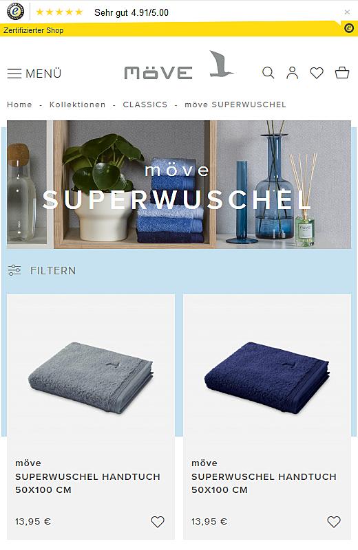 MÖVE - Offizieller Online-Shop 2