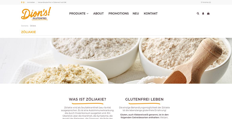 Dion's glutenfrei 3