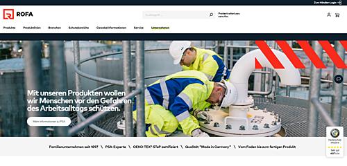 ROFA | Rofa Bekleidungswerk GmbH & Co. KG