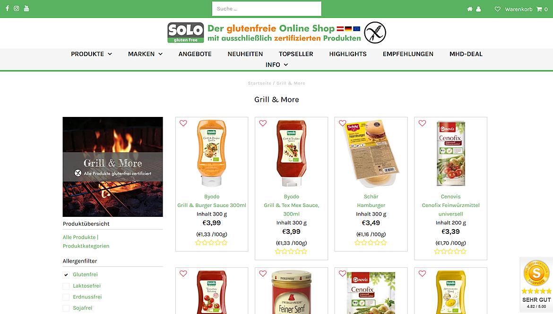 SOLO gluten free GmbH 3