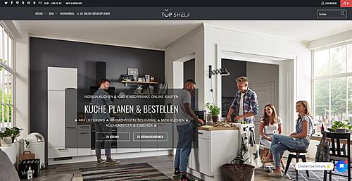 TOP-SHELF.de nobilia Küche & nobilia Küchenplaner