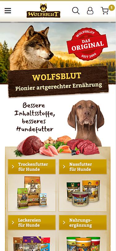 Wolfsblut 1