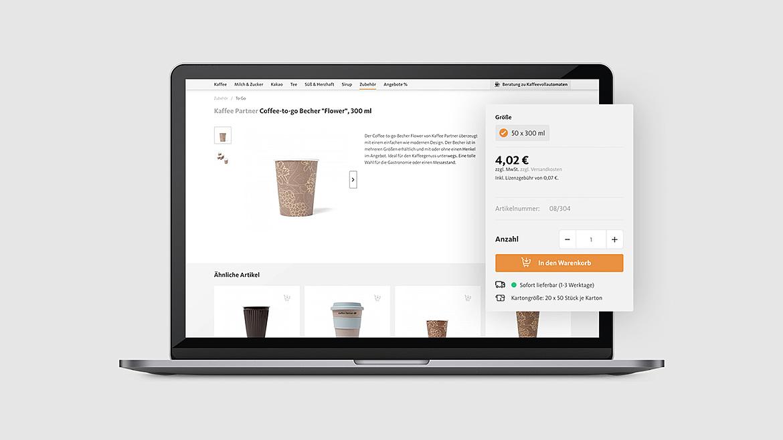 Kaffee Partner 1