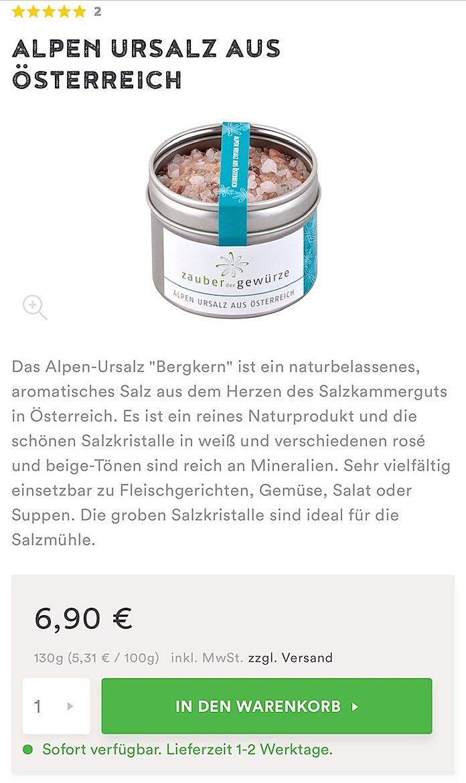 Zauber der Gewürze GmbH 5