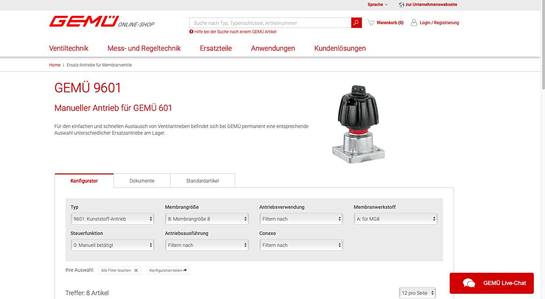 Gebrüder Müller Apparatebau GmbH & Co. KG (GEMÜ) 2