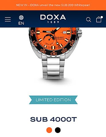 Doxa Watches 2