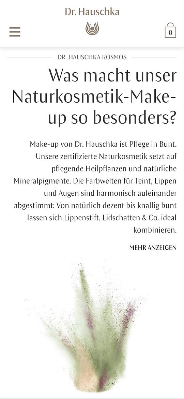Dr. Hauschka 5