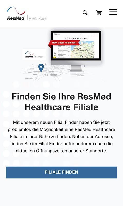 ResMed Healthcare 1