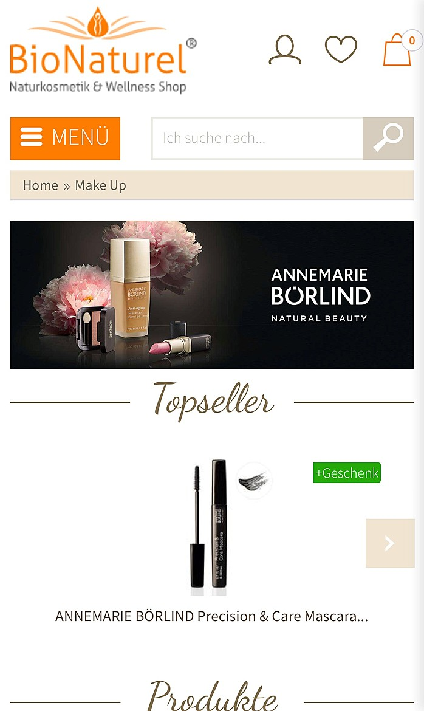 BioNaturel Naturkosmetik Online Shop  3