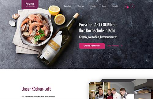 Porschen Art Cooking