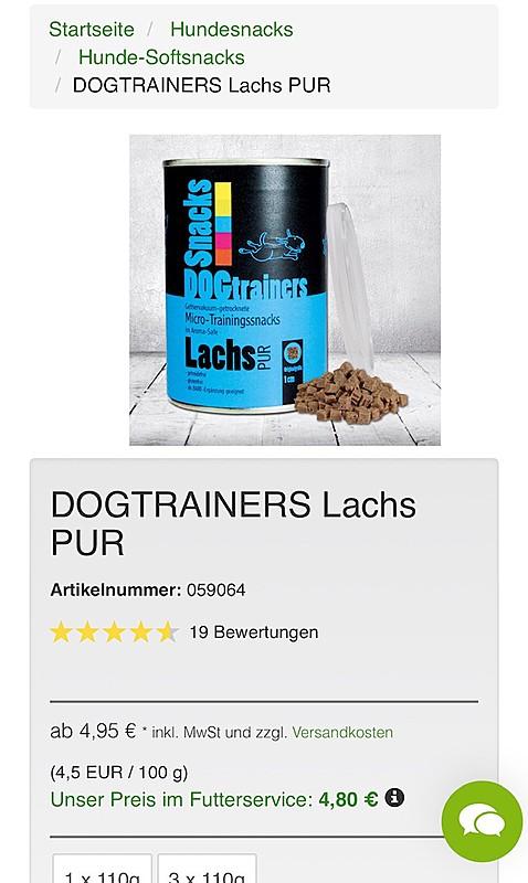 Schecker  - weiß, was Hunde wollen! 5