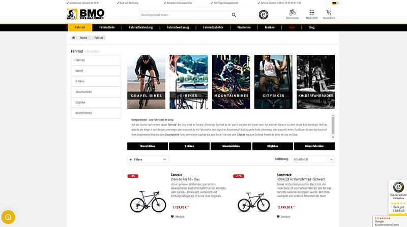 Bike Mailorder 1