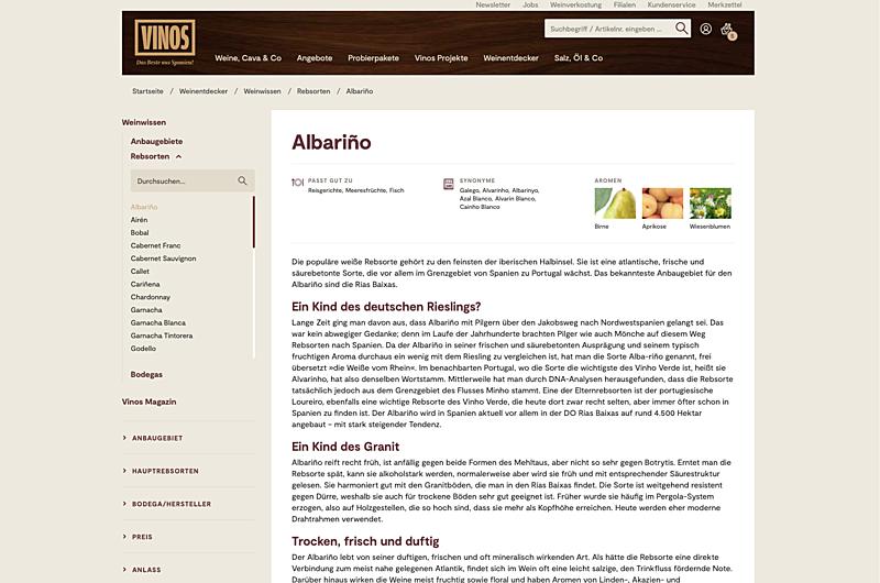 Vinos - Das beste aus Spanien 3