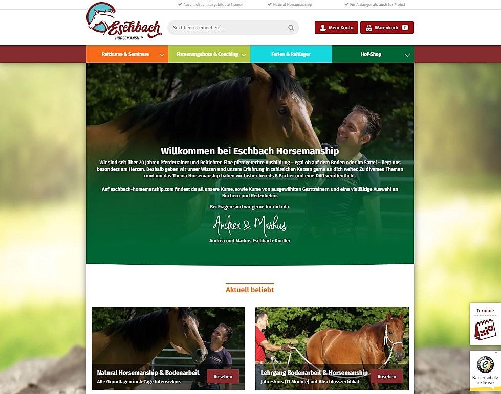 Eschbach Horsemanship 1