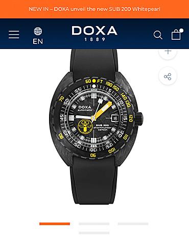 Doxa Watches 4
