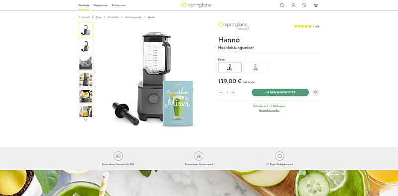 Springlane GmbH 5