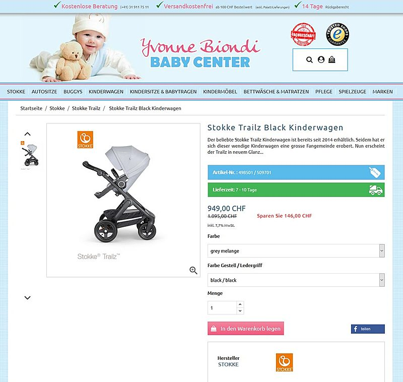 Yvonne Biondi Babycenter 2