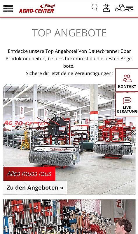 Fliegl Agro Center 4