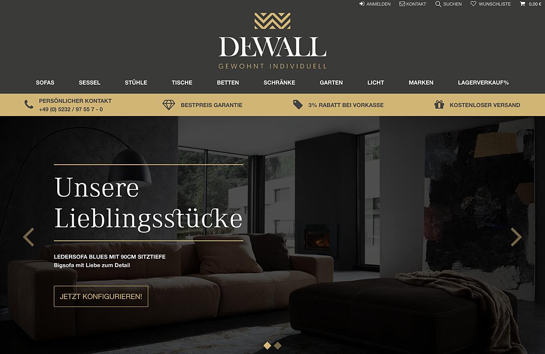 Dewall-Design 1