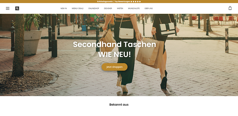 Secondhandbags AG 1