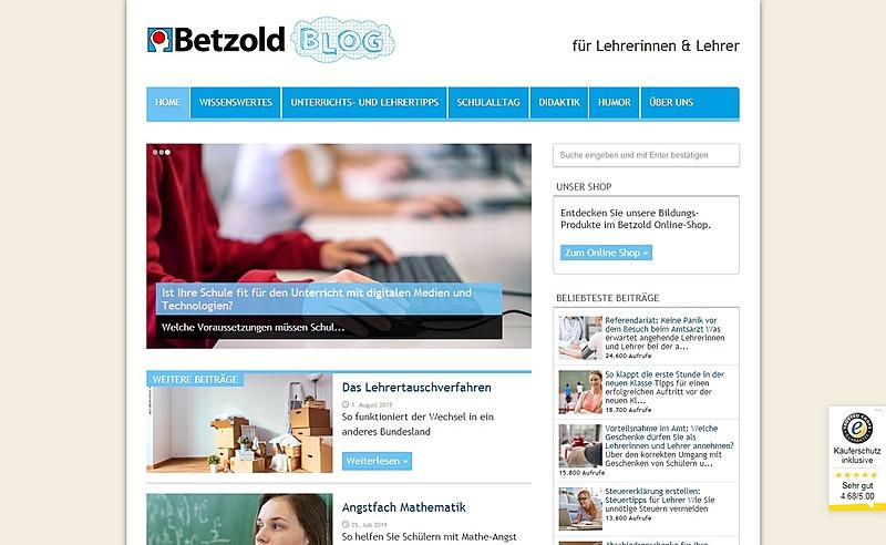 Betzold Bildungsshop 2