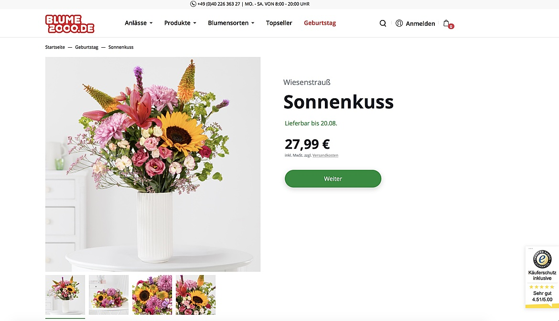 Blume2000 2