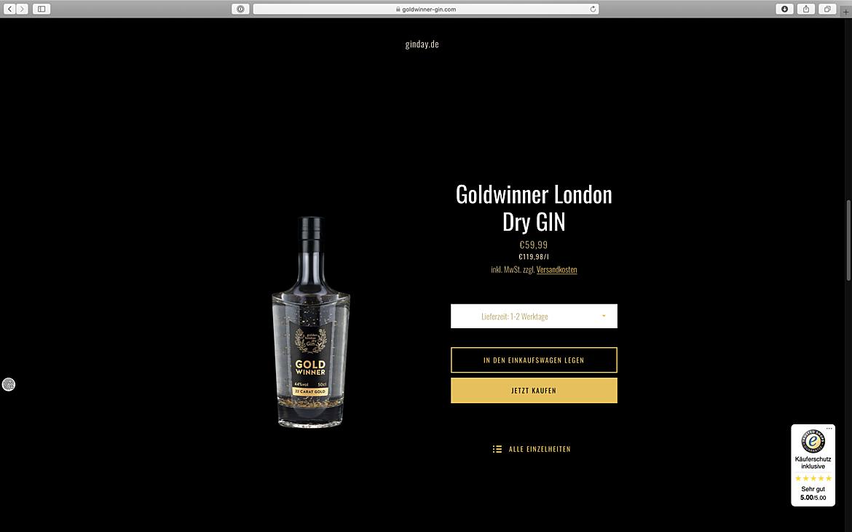 Goldwinner Gin 3