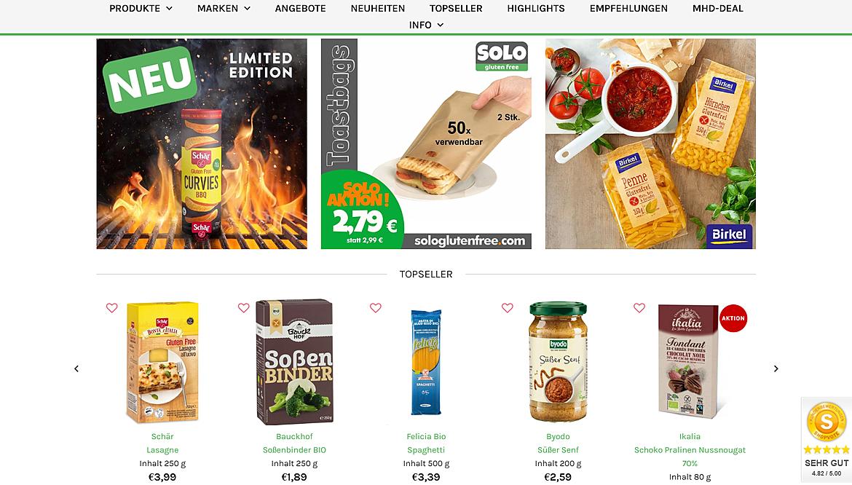 SOLO gluten free GmbH 2