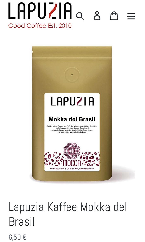 Kaffeerösterei Lapuzia 3