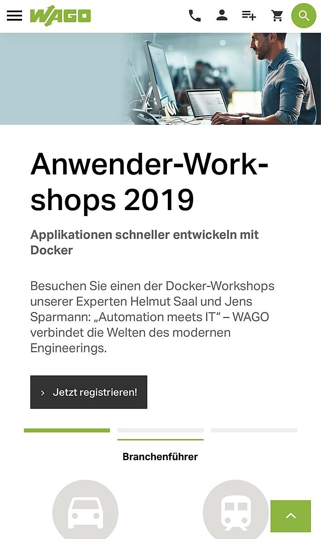 WAGO Kontakttechnik GmbH & Co. KG 1