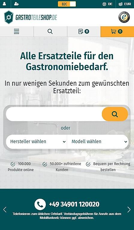 Gastroteileshop 1