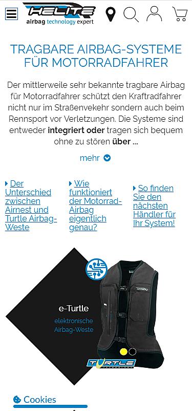 Helite Airbag Systeme Deutschland 4