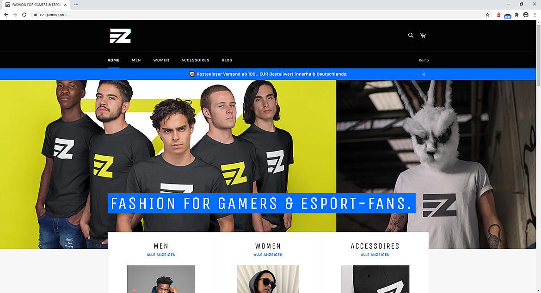 EZ Gaming 1