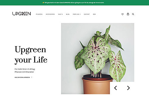 Upgreen
